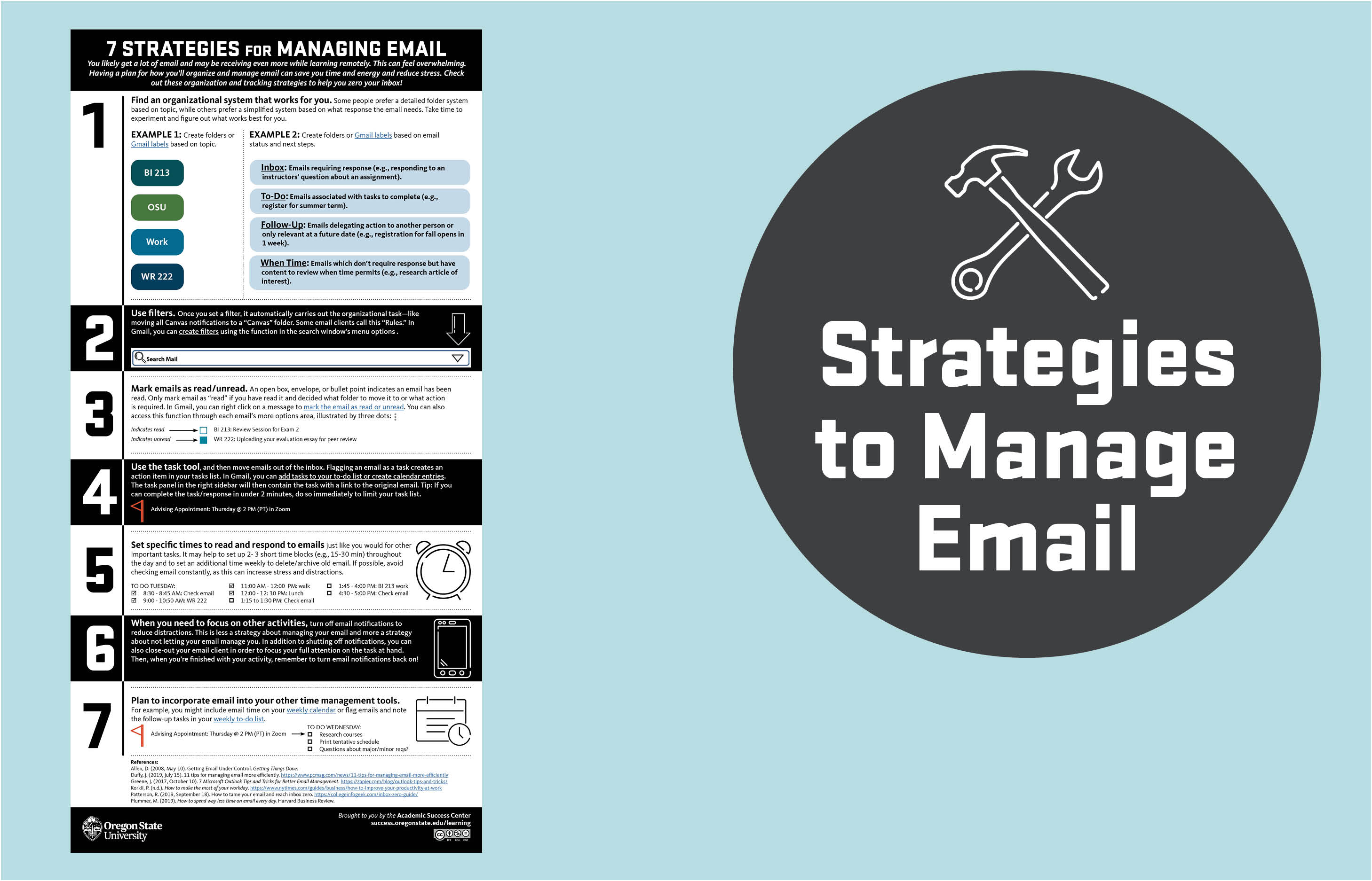 Strategies to Manage Email
