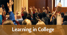 """learning in college"" College learning strategies handouts the college learning strategies sections provide various handouts related to learning pdf versions of."