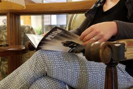 Reading Prism magazine