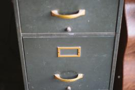 image of file cabinet
