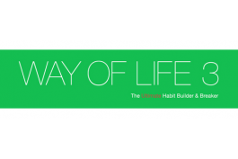 screenshot of way of life app website