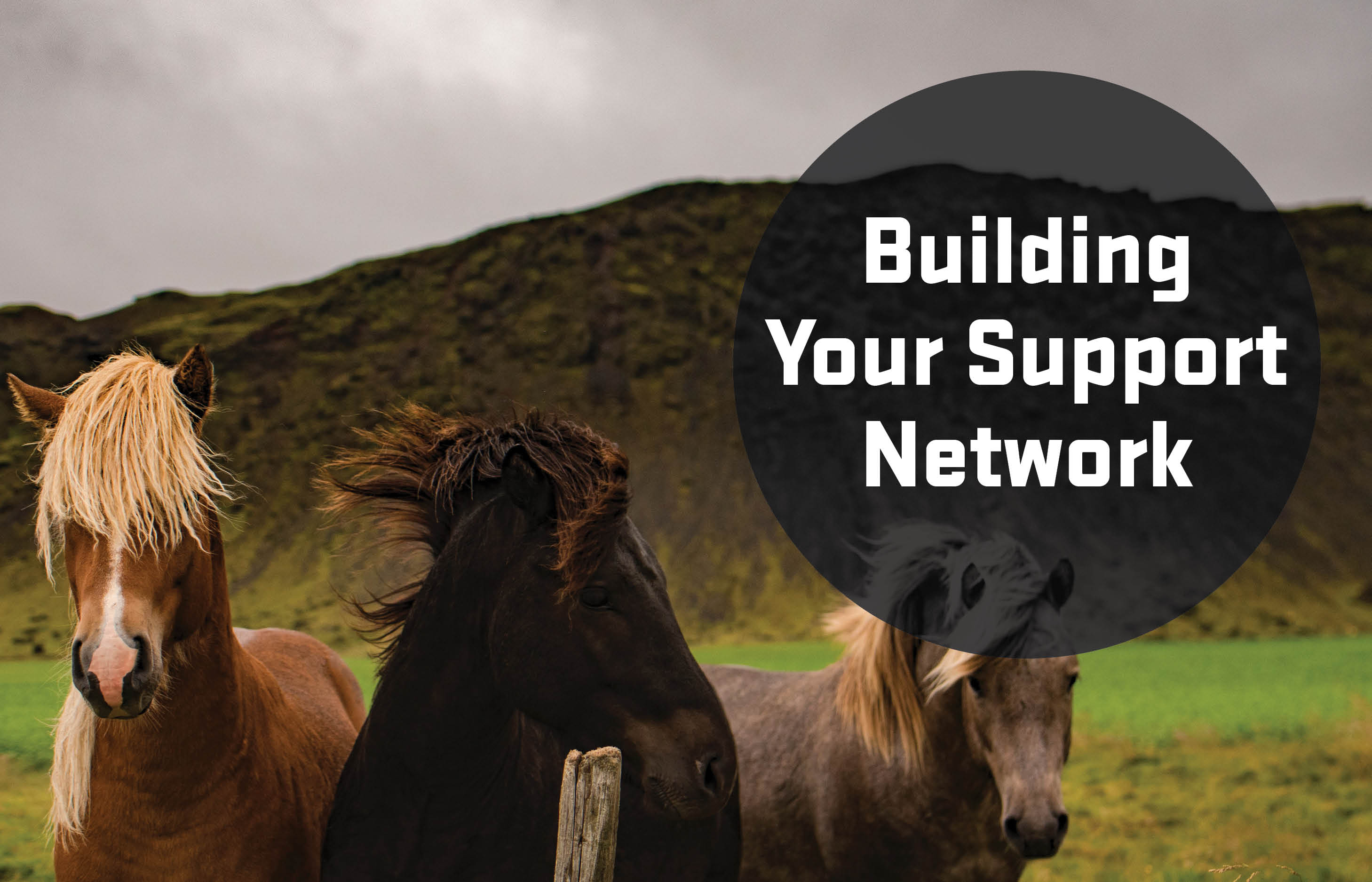 Building Your Support Network