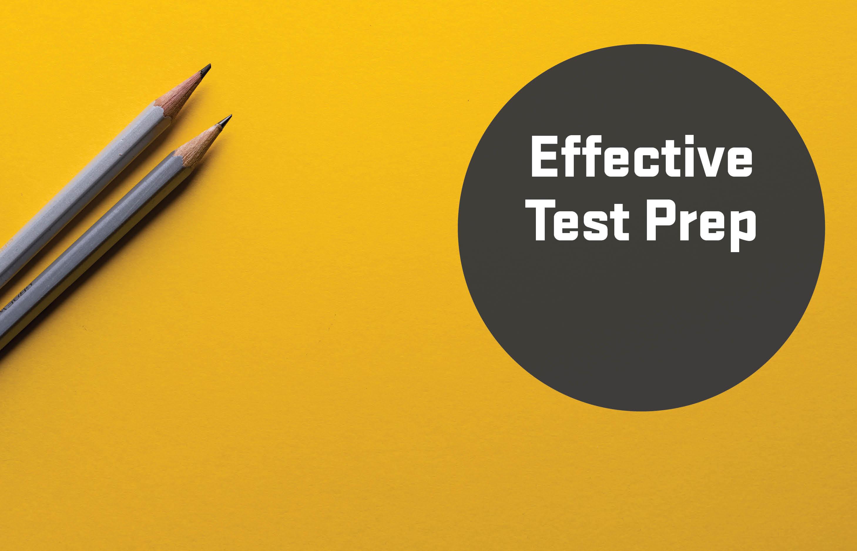 Effective Test Prep