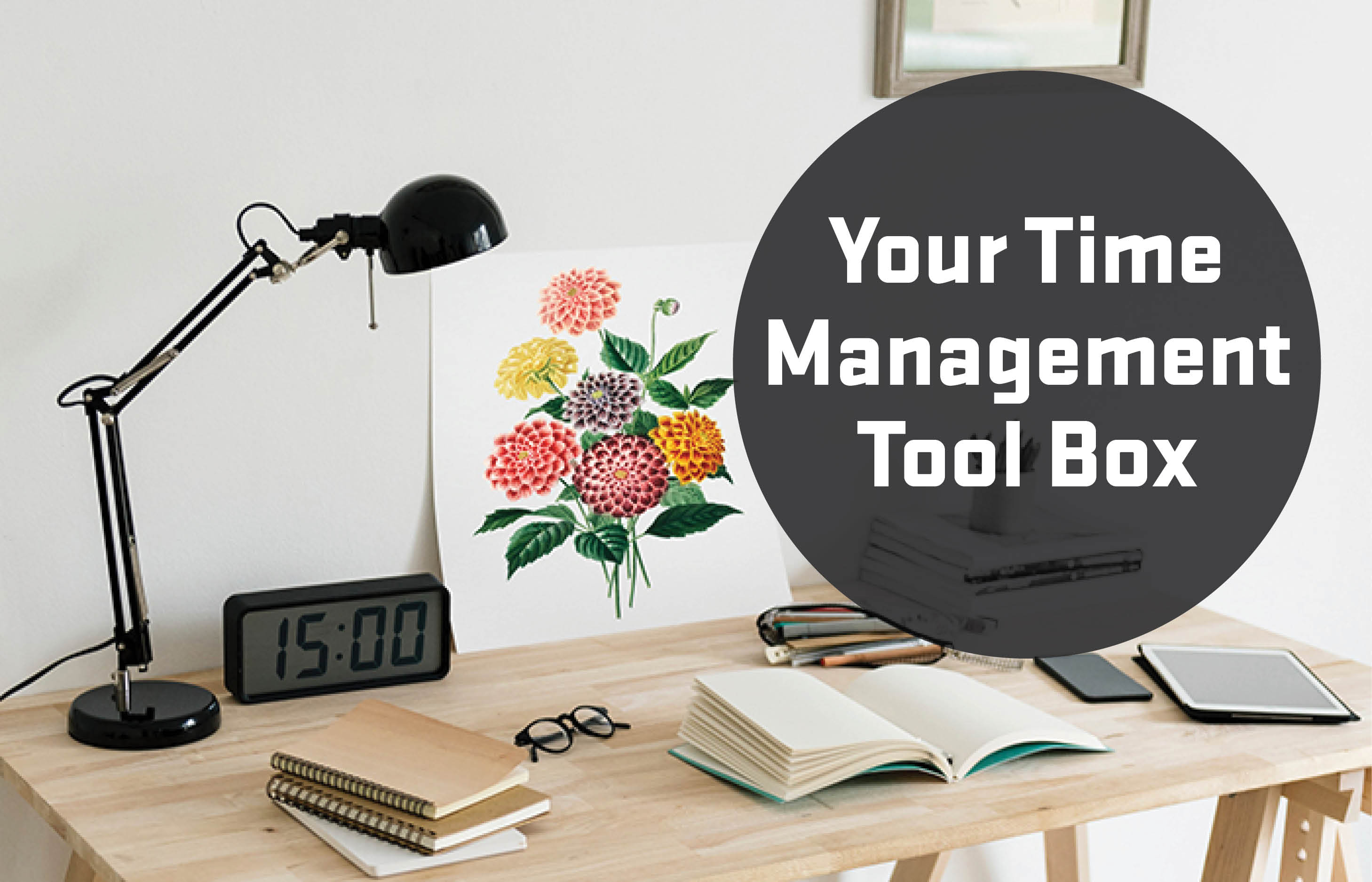 Your time management toolbox